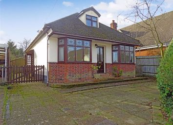 3 bed detached bungalow for sale in Mayfield Road, Chelmsford, Essex CM1
