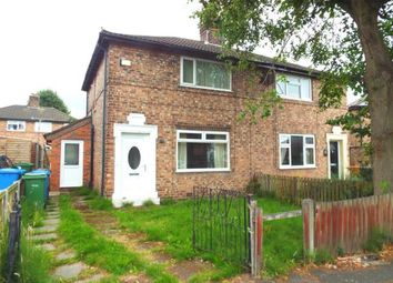 Thumbnail 2 bed semi-detached house for sale in Yardley Avenue, Warrington, Cheshire