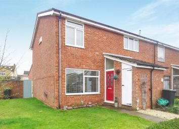 Thumbnail 3 bed end terrace house for sale in Franklin Road, Biggleswade