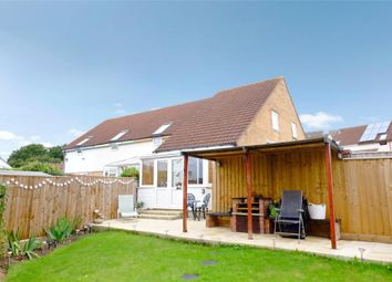 Thumbnail 1 bed end terrace house for sale in Howards Way, Newton Abbot, Devon