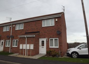 Thumbnail 2 bed terraced house for sale in Chatton Wynd, West Sleekburn, Choppington