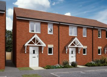 Thumbnail 2 bedroom terraced house for sale in Plots 153 & 160 Hele Park, Newton Abbot