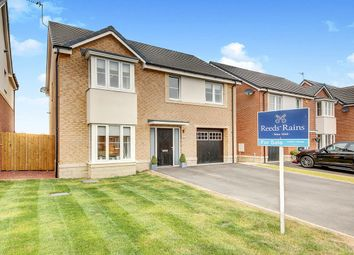 4 bed detached house for sale in Strother Way, Cramlington NE23