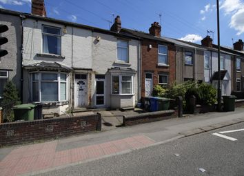 Thumbnail 2 bed terraced house for sale in River View, Derby Road, Chesterfield