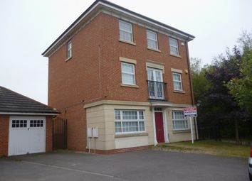 Thumbnail 4 bed detached house for sale in Sandhills Avenue, Hamilton, Leicester