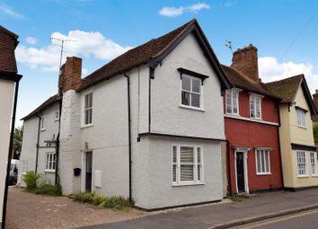 Thumbnail 3 bed end terrace house for sale in High Street, Kelvedon, Colchester