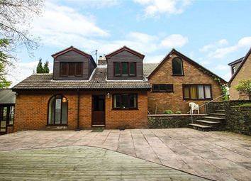 Thumbnail 4 bed detached house for sale in Holcombe Road, Helmshore, Lancashire