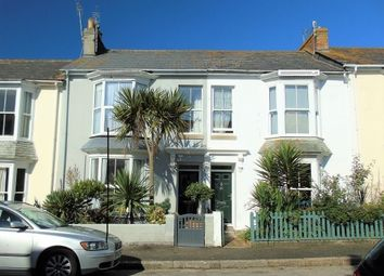 Thumbnail 2 bed terraced house for sale in Bay View Terrace, Penzance, Cornwall.