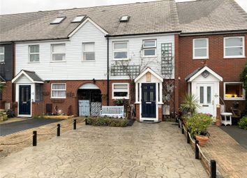 3 bed terraced house for sale in Castle View, Hardway, Gosport, Hampshire PO12