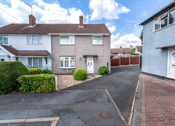 Thumbnail 3 bed semi-detached house for sale in Masefield Grove, Cannock