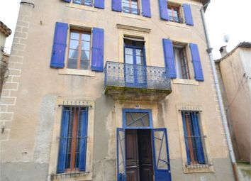Thumbnail 4 bed detached house for sale in Languedoc-Roussillon, Hérault, Olonzac