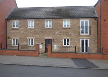 Thumbnail 2 bed flat for sale in Bruntings Court, Mansfield
