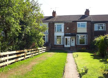 Thumbnail 2 bedroom terraced house to rent in Millhouse Woods Lane, Cottingham