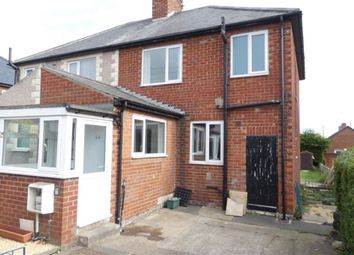 Thumbnail 3 bed semi-detached house to rent in Elizabeth Street, Widdrington, Morpeth