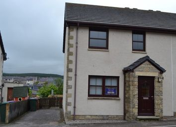 Thumbnail 3 bed semi-detached house for sale in Coopers Mill, Balvenie Street, Dufftown, Keith