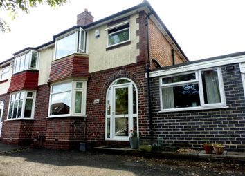 Thumbnail 3 bedroom property to rent in Colebrook Road, Shirley, Solihull