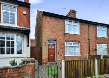 Thumbnail 2 bed semi-detached house for sale in Grosvenor Road, Eastwood, Nottingham