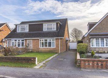 Thumbnail 2 bed semi-detached house for sale in Sandy Lane, Fair Oak, Eastleigh, Hampshire