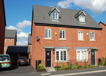 Thumbnail 4 bedroom semi-detached house for sale in Paprika Close, Openshaw, Manchester