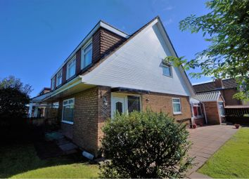 Thumbnail 3 bed semi-detached house for sale in Troutbeck Avenue, Bangor