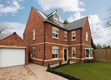 Thumbnail 5 bedroom detached house for sale in Carriage Close, Nottingham