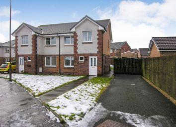 Thumbnail 3 bed semi-detached house for sale in Stevenson Court, Falkirk