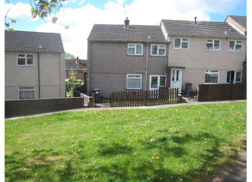 Thumbnail 2 bed terraced house for sale in Keats Close, Cwmbran