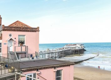 Thumbnail 2 bed flat for sale in Promenade, Cromer