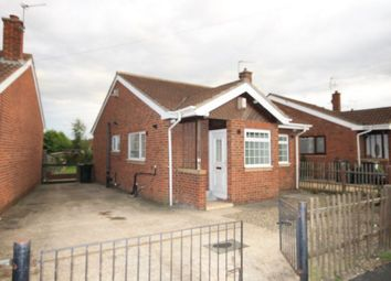 Thumbnail 2 bed bungalow to rent in Barnsdale View, Norton