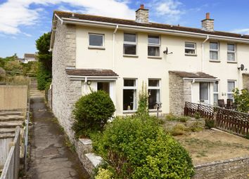 Thumbnail 3 bed terraced house for sale in School Lane, West Lulworth BH20.