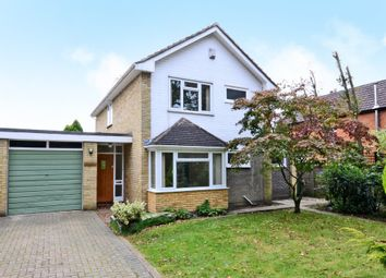 Thumbnail 4 bed link-detached house to rent in Mytchett Place Road, Mytchett, Camberley