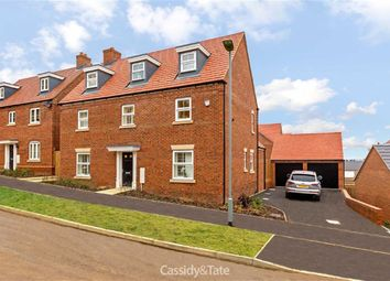 Thumbnail 5 bed detached house to rent in Shearwater Road, Hemel Hempstead, Hertfordshire