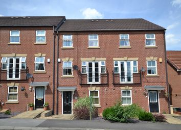 Thumbnail 4 bed town house for sale in Meadow Side Road, East Ardsley, Wakefield