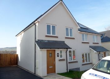 Thumbnail 3 bed property to rent in Bailihelig Road, Brecon