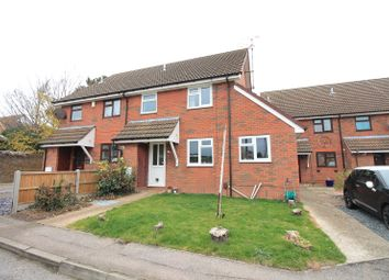 Thumbnail 3 bed semi-detached house for sale in Lydbrook Close, Sittingbourne, Kent
