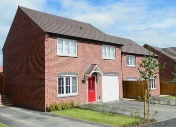 Thumbnail 4 bed detached house for sale in Infinity Park Way, Chellaston