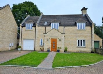 Thumbnail 4 bed detached house for sale in Appleton Gardens, Gretton, Corby