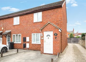 Thumbnail 2 bed end terrace house for sale in Bright Street, Gorse Hill, Swindon