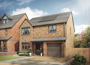 "Thumbnail 4 bed detached house for sale in ""The Balerno"" at Lasswade Road, Edinburgh"