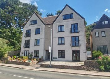 Thumbnail 2 bed flat for sale in Malpas Road, Truro, Cornwall