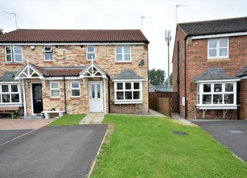 Thumbnail 3 bed semi-detached house for sale in St Cuthberts Way, Bishop Auckland