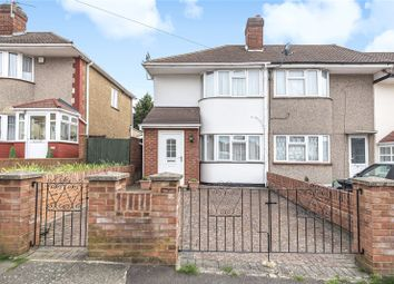 3 bed end terrace house for sale in Gonville Crescent, Northolt, Middlesex UB5