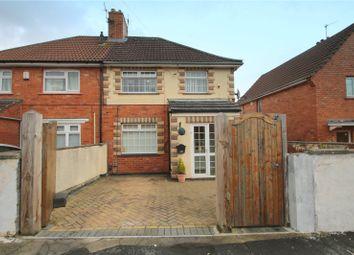 Thumbnail 3 bed semi-detached house for sale in Torrington Avenue, Knowle, Bristol