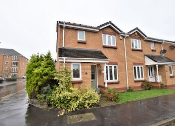 Thumbnail 3 bed semi-detached house for sale in Wyncliffe Gardens, Pentwyn, Cardiff.