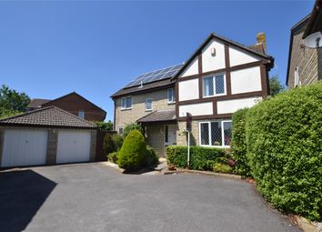 Thumbnail Detached house for sale in Frenchfield Road, Peasedown St. John, Bath, Somerset