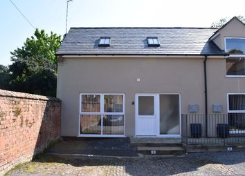 Thumbnail 1 bed terraced house for sale in Wharf Street, Sutton Bridge