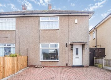 2 bed semi-detached house for sale in Leytonstone Drive, Mackworth DE22