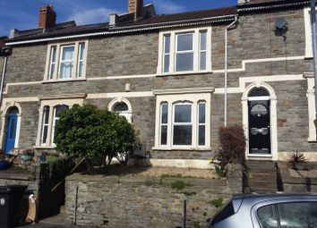 Thumbnail 2 bed terraced house to rent in Railway Terrace, Fishponds, Bristol