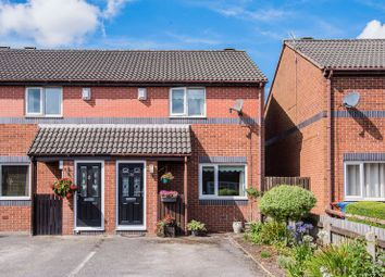 Thumbnail 2 bed end terrace house for sale in Westfields, Croston, Leyland