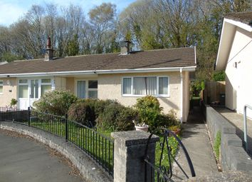 Thumbnail 1 bed semi-detached bungalow for sale in Morien Crescent, Rhydyfelin, Pontypridd
